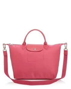 51e773a507 LONGCHAMP Le Pliage Neo Medium Tote. #longchamp #bags #tote #leather  #lining #shoulder bags #pvc #hand bags #nylon #