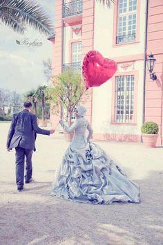 bride #PerfectMuslimWedding.com