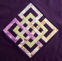 celtic+quilt+block+patterns+free | Free Quilt Patterns: Free St. Patrick's Day or Irish Quilt Patterns