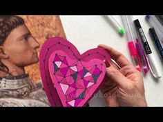 krokotak |   Heart Bookmark