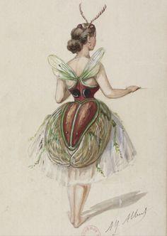 Alfred Albert Costume