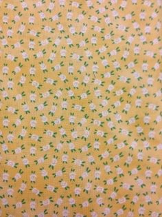 100% Cotton Retro Roses Yellow. 30 s reproduction fabrics at Fabric  Center s Online Store! shop.fabriccenter.net  1b12c409a