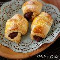 ホットケーキミックスで簡単に作ることのできる菓子パンです。作りやすい食べきりサイズ。おやつ、朝食、ティータイムに♪