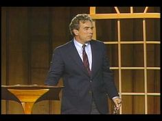 """RC Sproul - Clip 4 of 5 from """"The Holiness of God"""""""