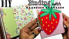 DIY Binding with elastics and Clips - Super easy and fast! Super Easy, Lunch Box, Youtube, Diy, Bricolage, Bento Box, Do It Yourself, Youtubers, Homemade