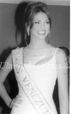 Miss Venezuela 1997, Veruska Ramírez. Foto: Archivo Fotográfico/GÚN