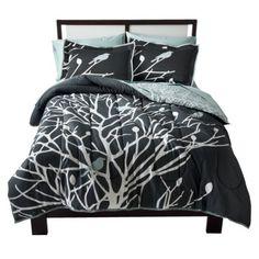 Bird comforter set available at Target