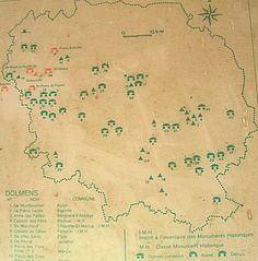 La Creuse, terre de dolmens et de menhirs