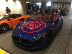 Team #Corsa Miglia at the Waldorf, NYC for the Corsa America Rally