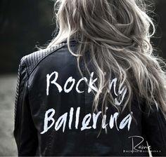 www.raine.nl Biker Rocking Ballerina #details #rocking #ballerina