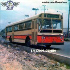 ESQUINA-BAJAN (Autobuses Urbanos Históricos de México) Busses, Baja California, Old City, Mexico City, Nostalgia, Mercedes Benz, Volkswagen, Transportation, Classic Cars