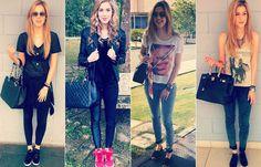 Looks de Sophia Abrahão - Site de Beleza e Moda