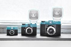 Put it in your pocket and carry along to your photo expeditions—the Diana Baby 110 makes snapping up spectacular photos super easy! http://shop.lomography.com/diana-baby-110-camera-and-lens-package #Lomography