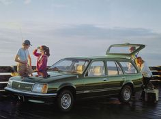 Holden Commodore Station Wagon (VC) '1980
