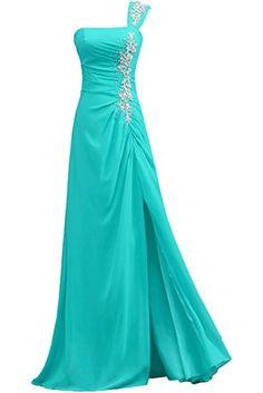 Sunvary Modest A-line Long Bridesmaid Dress Wedding Party Gowns Chiffon - US Size 26W- Turquoise Sunvary http://www.amazon.com/dp/B00LWVZGKA/ref=cm_sw_r_pi_dp_pTDNub1BNFBBM