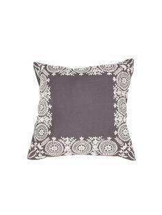 Market Pillow, Black
