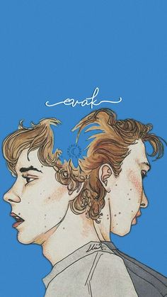 QuotWhat do you want Eviquot evak skam art illustration skamfanart Henrik Holm Skam, Series Movies, Tv Series, Skam Cast, Skam Wallpaper, Noora And William, Skam Aesthetic, Isak & Even, Collateral Beauty