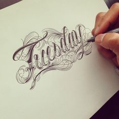 by Raul Alejandro #font #type #lettering #typo