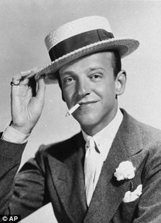 The Fred....back in the day with a cigarette hanging out of your mouth was socially taboo.  So noticeable now.