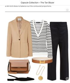 Office Fashion, Women's Fashion, Capsule Wardrobe Work, Effortless Chic, Office Style, Wardrobes, Get Dressed, Fall Outfits, Note