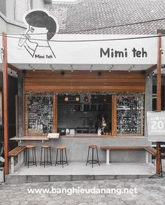 Opening A Coffee Shop, Small Coffee Shop, Coffee Shop Bar, Coffee Cafe Interior, Coffee Shop Interior Design, Cafe Shop Design, Small Cafe Design, Vintage Coffee Shops, Mini Cafe