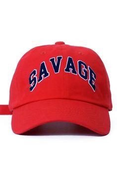 cc72494a16e Nerdy Fresh Savage HS Dad hat Dad Caps