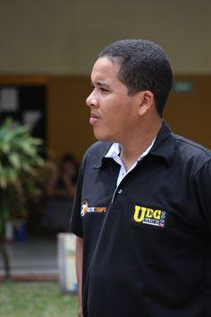 Factor 4: Procesos Académicos. Andrés Vizcaino estudiante fundador del programa radial deportivo Entretiempo - 2012. #Unicartagena #ComunicaciónSocial