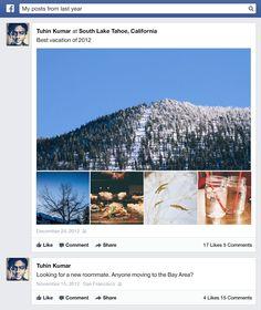 Facebook Graph Search: Künftig Suche nach alten Postings möglich!  #Content #Facebook #GraphSearch