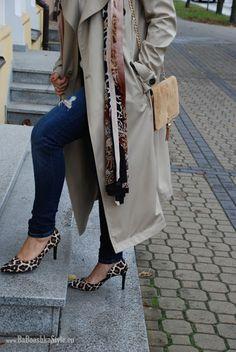 Babooshka Style - Blog modowy: High heels Heidi Klum - szpilki z kolekcji Heidi K...