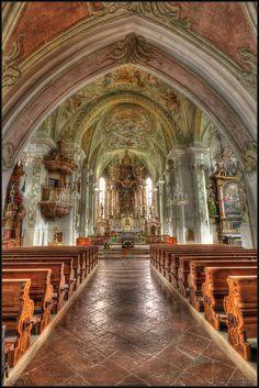 My family church in Maria Alm Austria.