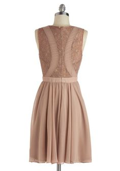 Mauve My Way Dress, #ModCloth