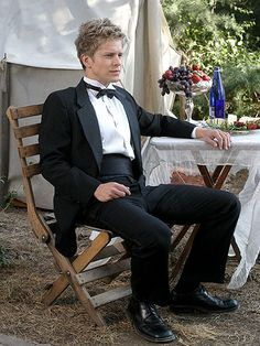 The Comprehensive Guide to Every Character Coming Back for the Gilmore Girls Revival | LOGAN HUNTZBERGER (MATT CZUCHRY) | We left Logan broken-hearted after Rory rejected his graduation day proposal. They may not have ended things engaged, but clearly, they've kept in touch.