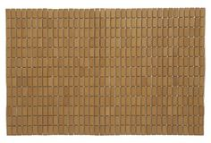 Best Products: Bamboo Bath Mat