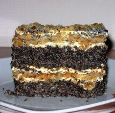 печенье с маком рецепт