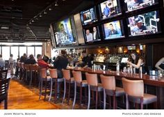 SPORTS BAR IDEAS | Found on hauteliving.com