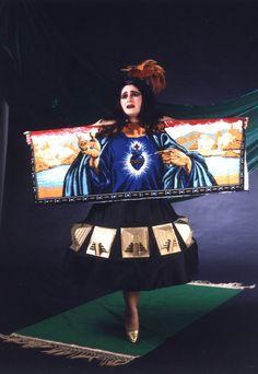 Astrid Hadad / México, vestido