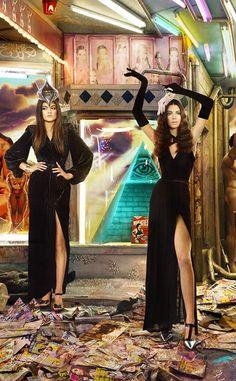 The Kardashian 2013 Christmas Card: A Tribute to the Illuminati Entertainment Industry - The Vigilant Citizen