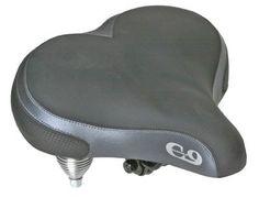 Sunlite Cloud-9 Bicycle Suspension Cruiser Saddle, Cruiser Gel, Tri-color Black by SunLite, http://www.amazon.com/dp/B000H87PUI/ref=cm_sw_r_pi_dp_T6qVqb1E500YX