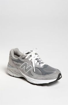 New Balance '990'. classic.  Eneslow carries great selection of walking sneakers!   www.eneslow.com