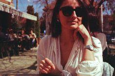~ Round Sunglasses, Sunglasses Women, Fashion, Moda, Round Frame Sunglasses, Fashion Styles, Fashion Illustrations
