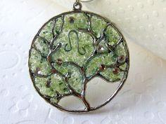 Leo Necklace Leo Constellation Zodiac Jewelry Tree by AimeezArtz, $28.00 This is soooo cute!