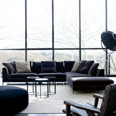 Interior Design By B  B Italia