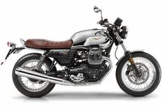 2017 Moto Guzzi V7 III Motorcycles First Look   10 Fast Facts