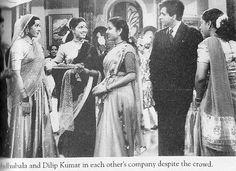 Madhubala & Dilip Kumar