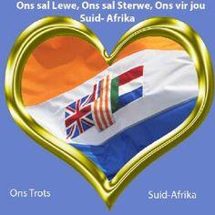 Afrikaans - ONS VIR JOU S A.... South Africa Rugby, Union Of South Africa, South African Flag, South African Air Force, Africa Symbol, Johannesburg Skyline, South Afrika, Pretoria, My Land