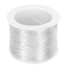 OPount 1MM Stretchy Beading Cord Elastic String Jewelry Bracelet Beading String Cords100M Roll