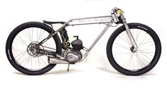 Anyone know anything about this natty velocipede? Via Tokyobleep