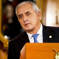 Blog Cidade de Marília: O presidente da Guatemala, Otto Pérez Molina, renu...