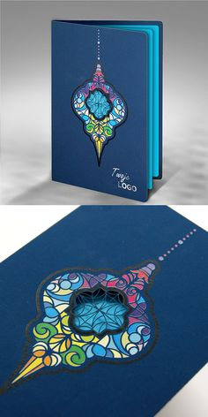 christmas cards, design, colorfull