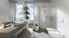Forma, el equipamiento para baño más completo de Noken Lavabos Porcelanosa Baños